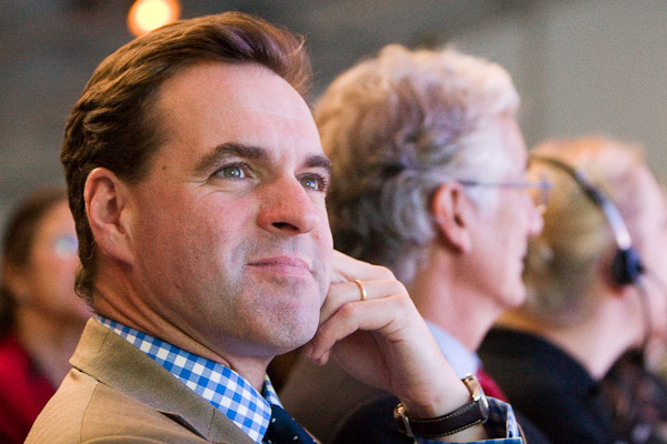 Niall Ferguson, Professor of History at Harvard University