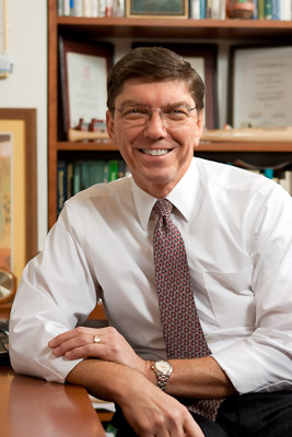 Clay Christensen, Professor of Business Administration at the Harvard Business School